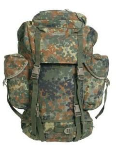 Bundeswehr-Rucksäcke