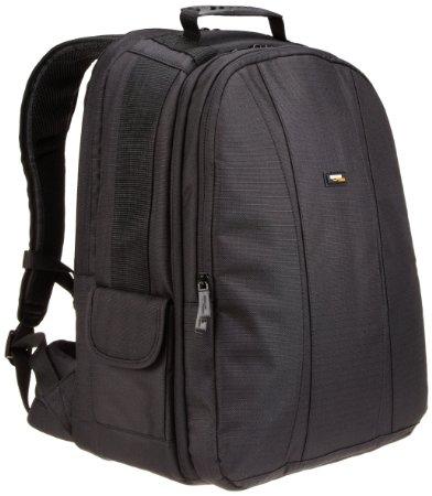 AmazonBasics Rucksack für DSLR-Kamera und Laptop