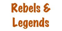Rebels & Legends Rucksäcke