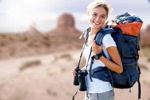Wie viele Taschen und Fächer sollte ein Rucksack haben?
