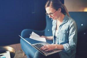 Sind Rucksäcke für Laptops geeignet?