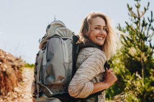 Wandertour trotz Corona - Alleine oder mit der Familie in der Natur