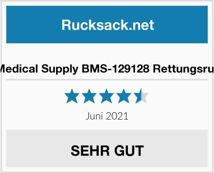Basic Medical Supply BMS-129128 Rettungsrucksack Test