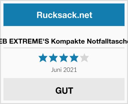 EB EXTREME'S Kompakte Notfalltasche Test