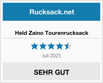 Held Zaino Tourenrucksack Test