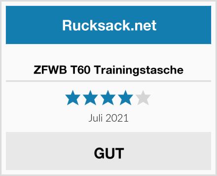 ZFWB T60 Trainingstasche Test