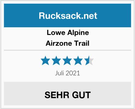 Lowe Alpine Airzone Trail Test