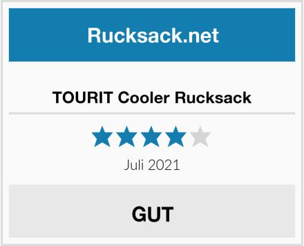 TOURIT Cooler Rucksack Test