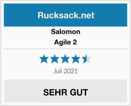 Salomon Agile 2 Test