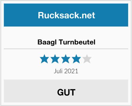 Baagl Turnbeutel Test