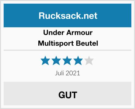 Under Armour Multisport Beutel Test