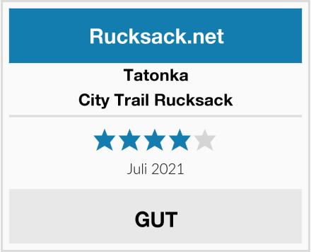 Tatonka City Trail Rucksack Test