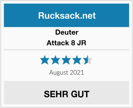 Deuter Attack 8 JR Test