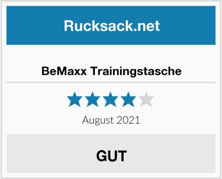 BeMaxx Trainingstasche Test