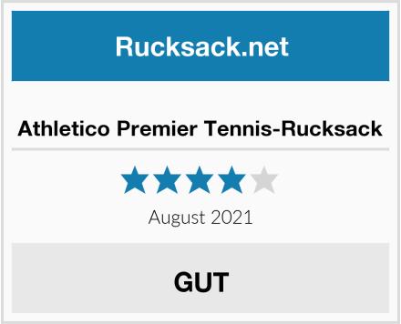 Athletico Premier Tennis-Rucksack Test