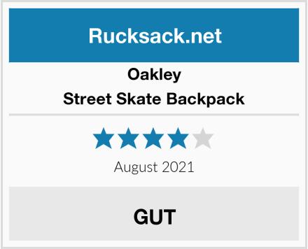 Oakley Street Skate Backpack Test