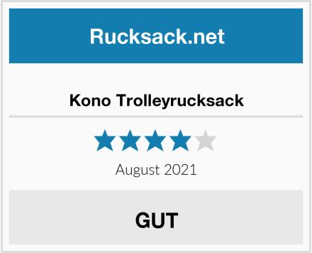 Kono Trolleyrucksack Test