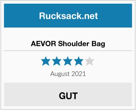 AEVOR Shoulder Bag Test