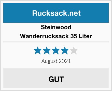 Steinwood Wanderrucksack 35 Liter Test
