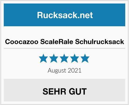 Coocazoo ScaleRale Schulrucksack Test