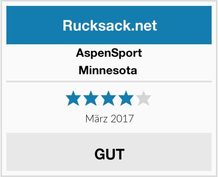 AspenSport Minnesota  Test