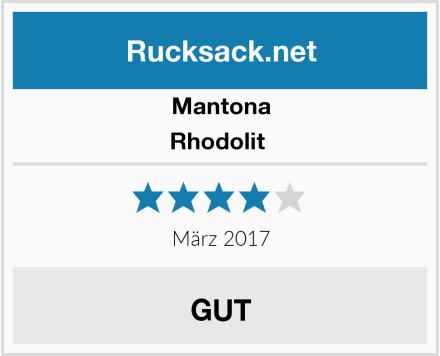 Mantona Rhodolit  Test