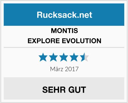 MONTIS EXPLORE EVOLUTION Test