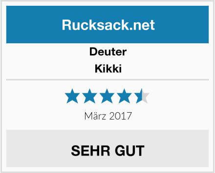 Deuter Kikki Test
