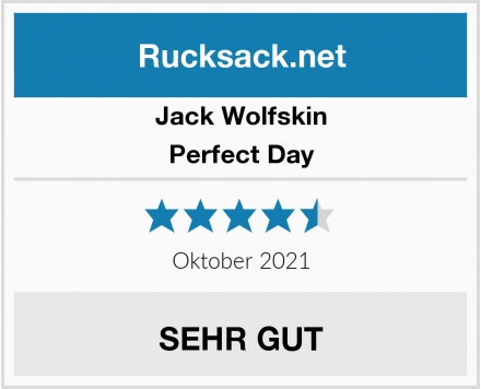 Jack Wolfskin Perfect Day Test