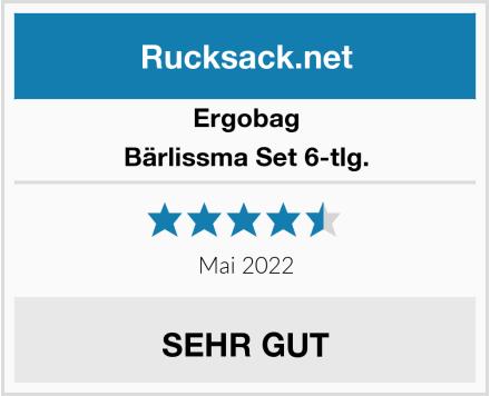 Ergobag Bärlissma Set 6-tlg. Test