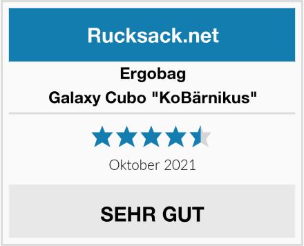 Ergobag Galaxy Cubo