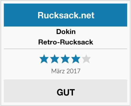 Dokin Retro-Rucksack Test