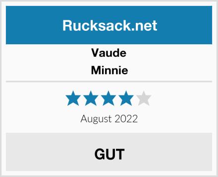 Vaude Minnie Test