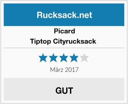 Picard Tiptop Cityrucksack  Test