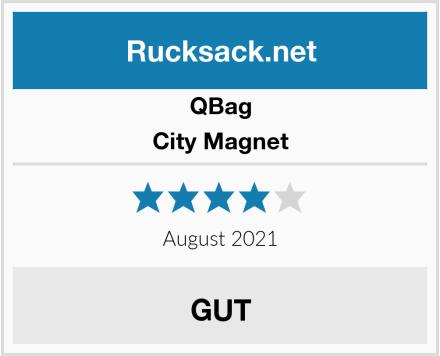 QBag City Magnet Test