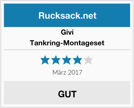 Givi Tankring-Montageset Test