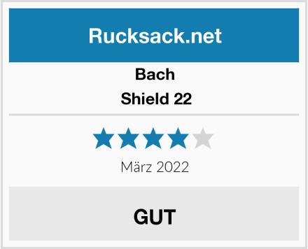 Bach  Shield 22 Test