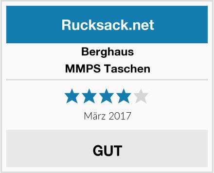 Berghaus MMPS Taschen Test