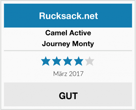 Camel Active Journey Monty Test