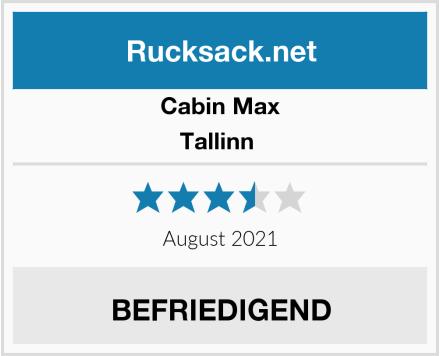Cabin Max Tallinn  Test