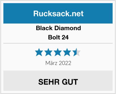 Black Diamond Bolt 24 Test