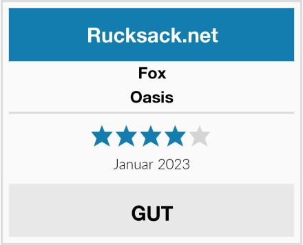 Fox Oasis Test
