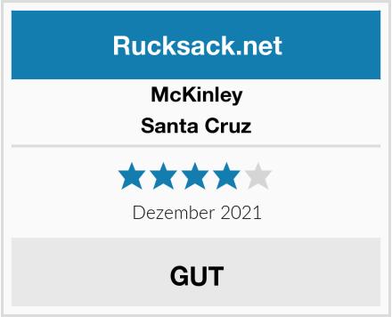McKinley Santa Cruz Test