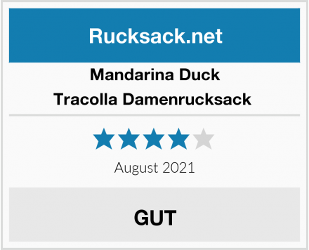 Mandarina Duck Tracolla Damenrucksack  Test