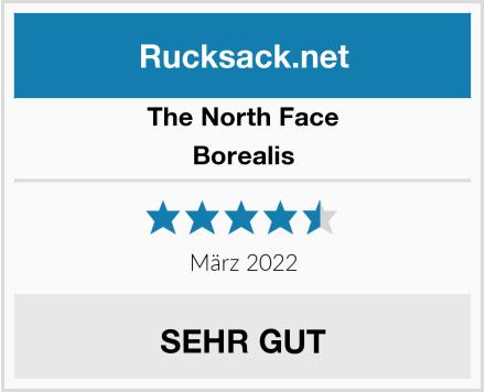 The North Face Borealis Test