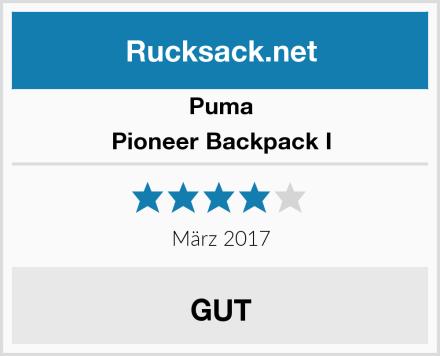 Puma Pioneer Backpack I Test