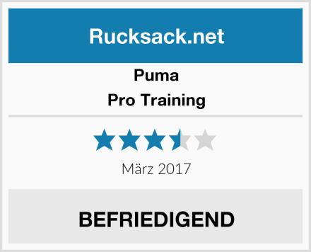 Puma Pro Training Test