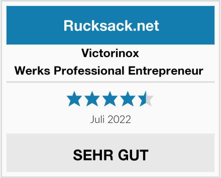 Victorinox Werks Professional Entrepreneur  Test