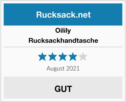 Oilily Rucksackhandtasche Test