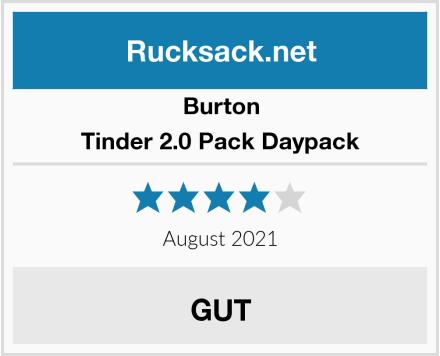 Burton Tinder Pack Daypack Test